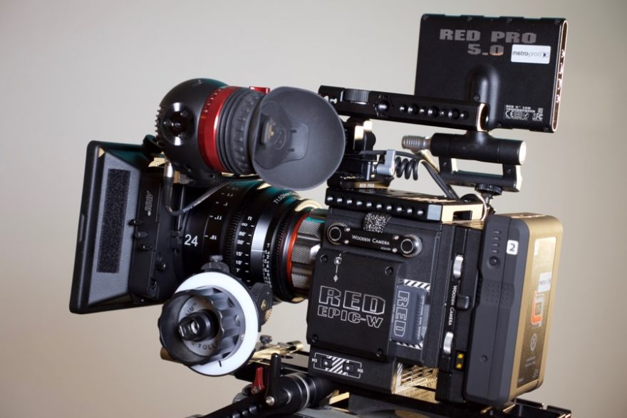 Location Red Epic- W Helium