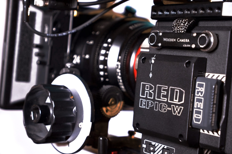 caméra RED Epic-W Helium