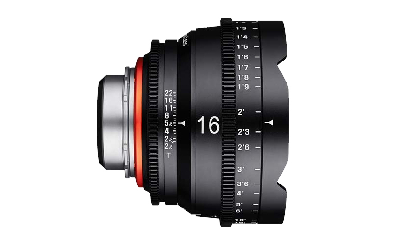 Location optique XEEN 16 mm